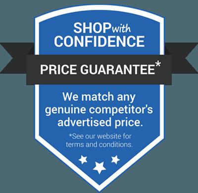 WR Price Match Guarantee
