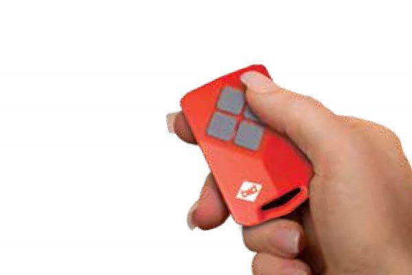 Tri-Tran+ TM Remote Control