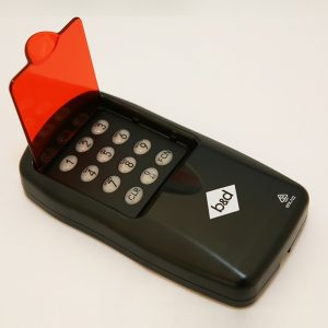 B&D KPX-7v2 Wireless Keypad